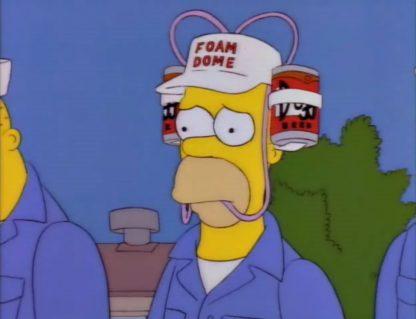 Homer Foam Dome